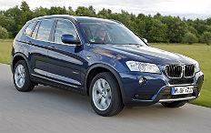 Zum Artikel BMW X3 mit zwei neuen Motoren