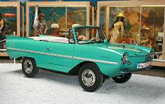 Zum Artikel 125 Jahre Automobil: Der Amphicar ging baden