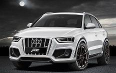 Zum Artikel Abt nimmt sich des Audi Q3 an