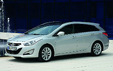 Zum Artikel Hyundai i40 startet im September