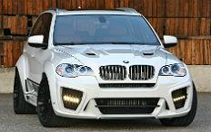 Zum Artikel G-Power verpasst dem BMW X5 525 PS