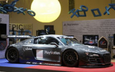 Zum Artikel Gamescom 2011: Audi R8 LMS Racing Simulator von Sony Play Station