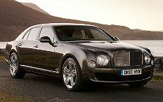 Zum Artikel Fahrbericht Bentley Mulsanne: Für Chef und Chauffeur