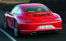Zum Artikel IAA 2011: Publikumsmagnet Porsche 911 Carrera