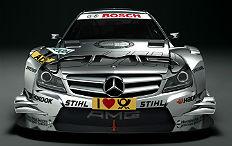 Zum Artikel Neues DTM-Fahrzeug von Mercedes-Benz ist startklar