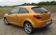 Zum Artikel Fahrbericht Seat Ibiza 1.2 TSI Ecomotive
