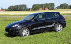 Zum Artikel Porsche Cayenne Hybrid läuft gut