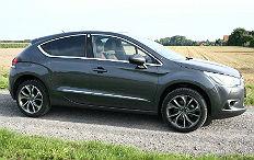 Zum Artikel Fahrbericht Citroën DS4 HDi 165 Sport Chic: Der Schein trügt nicht