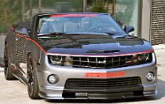 Zum Artikel Geiger verhilft dem Chevrolet Camaro Cabrio zu 568 Kompressor-PS