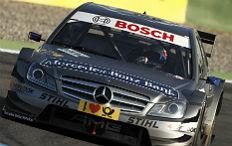 Zum Artikel Jamie Green gewinnt für Mercedes-Benz das letzte Rennen der DTM-Saison