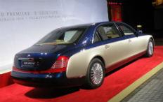 Zum Artikel Daimler stellt Luxusmarke Maybach ein