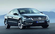 Zum Artikel Volkswagen CC mit neuer Optik und neuen Assistenzsystemen