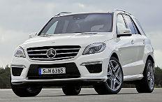 Zum Artikel Neuer Mercedes-Benz ML 63 AMG verbraucht 4,7 Liter weniger