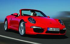 Zum Artikel Porsche 911 Carrera Cabriolet ab März erhältlich