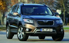 Zum Artikel Hyundai überarbeitet den Santa Fe
