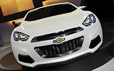 Zum Artikel Chevrolet zeigt zwei Coupé-Studien für junge Fahrer
