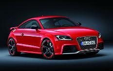 Zum Artikel Noch mehr Dynamik: Der Audi TT RS plus