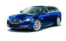 Zum Artikel Jaguar bringt Kombiversion des XF