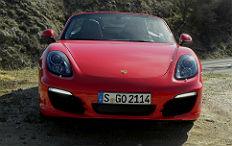 Zum Artikel Pressepräsentation Porsche Boxster: Klassenprimus