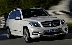 Zum Artikel Mercedes-Benz überarbeitet den GLK