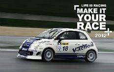 Zum Artikel Abarth sucht Rennfahrer-Talente