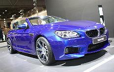 Zum Artikel AMI 2012: Europapremiere des BMW M6 Cabrio