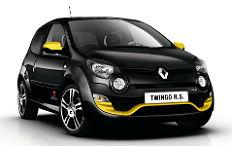 Zum Artikel Nur 20 Stück für Deutschland: Renault Twingo R.S. Red Bull Racing