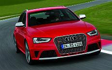 Zum Artikel Audi RS 4 Avant kommt im Herbst