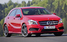 Zum Artikel Neue A-Klasse startet im September 2012 bei unter 24 000 Euro