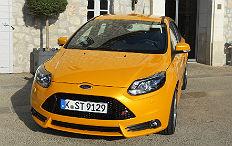 Zum Artikel Ford Focus ST: Mehr Power – weniger Verbrauch