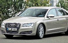 Zum Artikel B & B bringt den Audi A8 auf bis zu 510 PS und 950 Nm