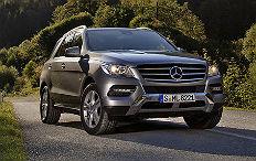 Zum Artikel Mercedes-Benz ergänzt Angebot der M-Klasse
