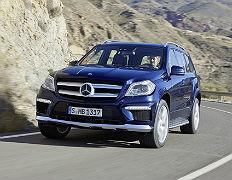 Zum Artikel Mercedes-Benz GL startet mit drei Motorisierungen