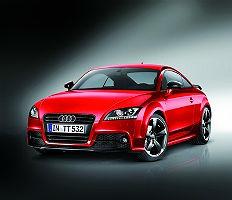 Zum Artikel Audi bringt Editionsmodell des TT Coupé S