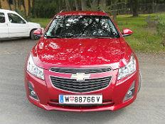 Zum Artikel Chevrolet Cruze Kombi: Mehr Platz für alles