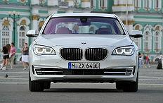 Zum Artikel Pressepräsentation BMW 7er: Führungskraft