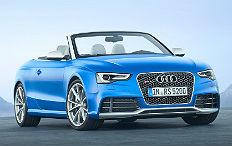 Zum Artikel Audi RS 5 Cabriolet kommt im Frühjahr