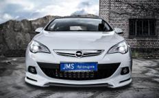Zum Artikel Sportliche Note für das Astra J GTC Coupe von JMS