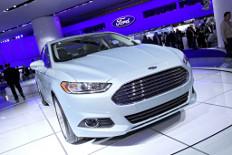 Zum Artikel Ford Fusion schafft 34 Kilometer im Elektromodus