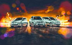"""Zum Artikel Volkswagen präsentiert """"Life""""-Sondermodelle"""