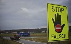 Zum Artikel Falschfahrer: Größte Gefahr auf kurzen Autobahnen