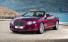 Zum Artikel Bentley präsentiert schnellstes viersitzige Cabrio