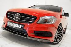 Zum Artikel Weltpremiere für Brabus Mercedes-Benz A-Klasse
