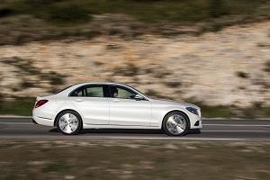 Zum Artikel Mercedes-Benz C-Klasse: Überraschung