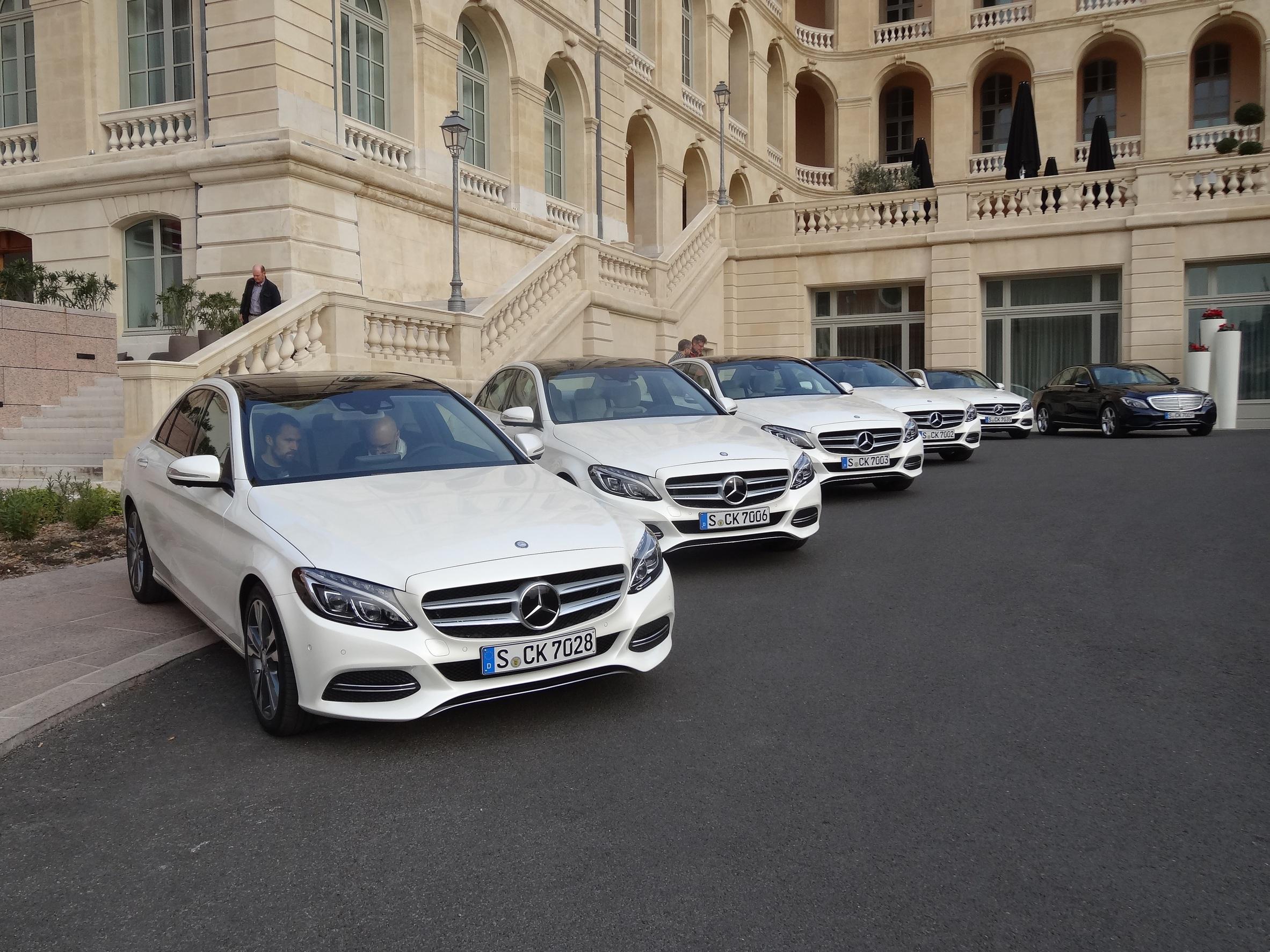 Zum Artikel Mercedes-Benz C-Klasse und E-Klasse als Taxi erhältlich