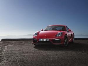 Zum Artikel Porsche Boxster GTS und Cayman GTS kommen im Mai