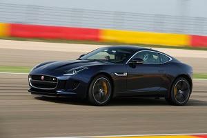 Zum Artikel Pressepräsentation Jaguar F-Type Coupé: Alles passt