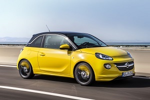 Zum Artikel Opel bringt Adam 1909 powered by Marco Reus