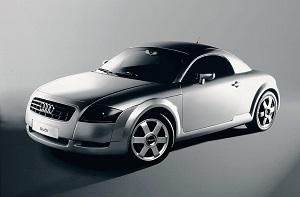 Zum Artikel Audi-Museum Sonderausstellung zum TT