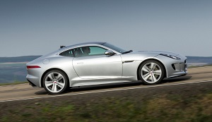 Zum Artikel Jaguar F-Type Coupé startet am 12. April